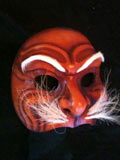 Captain Scaramuccia - commedia mask by Newman