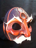 Signor Pantalone (two tone) - Commedia mask by Newman