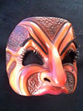 Signora Pantalona (two tone) - Commedia mask by Newman