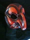 Teaser - commedia mask by Newman