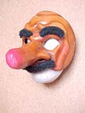 Captain Ponsenby-Smythe - commedia mask by Newman