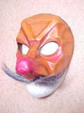 Fricasso - commedia mask by Newman