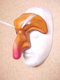 Giangurgolo - commedia mask by Newman