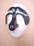Dottore Hipocratino - commedia mask by Newman