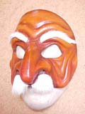 Don Pantalone - commedia mask by Newman