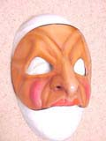 Pantalona - commedia mask by Newman
