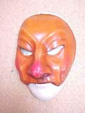 Tartaglia - commedia mask by Newman