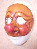 Gullibilia - commedia mask by Newman